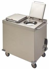 Cambro Plate Heater